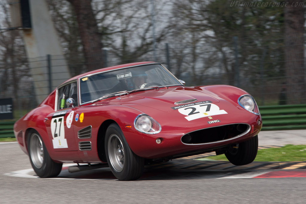 Ferrari 250 GT Drogo Coupe - Chassis: 2445GT   - 2013 Imola Classic