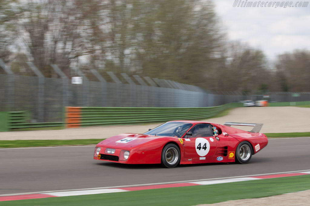 Ferrari 512 BB LM - Chassis: 38181 - Driver: David Ferrer  - 2013 Imola Classic