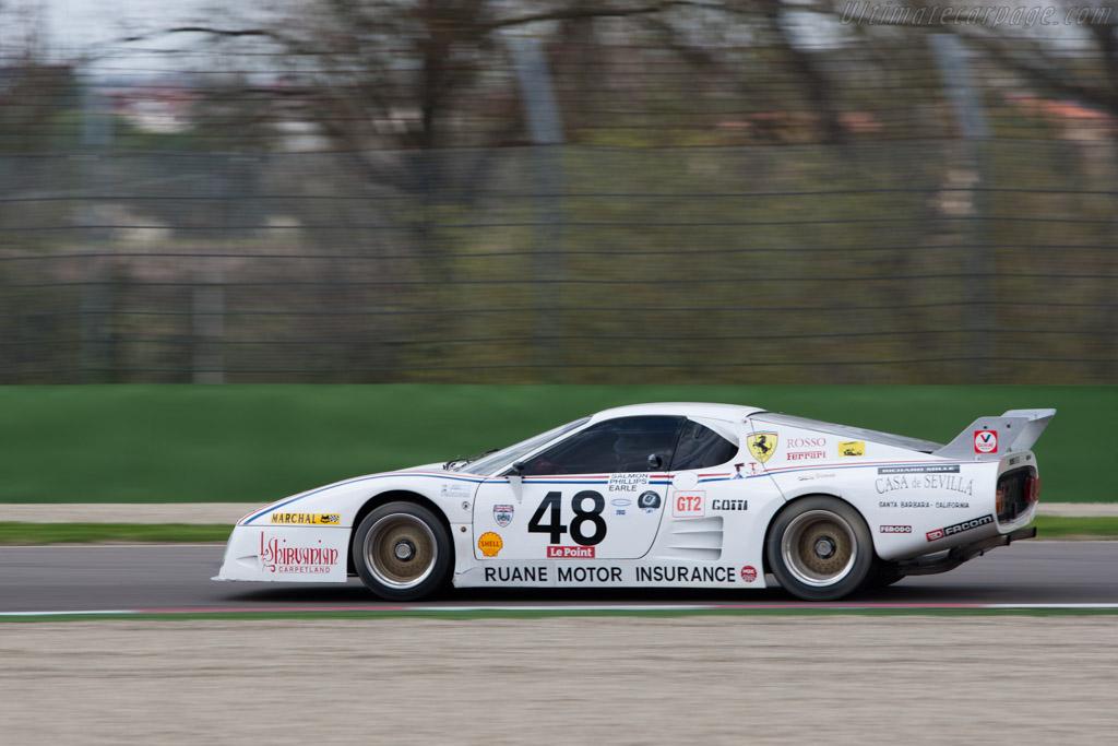 Ferrari 512 BB LM - Chassis: 35523 - Driver: Arnold Meier  - 2013 Imola Classic