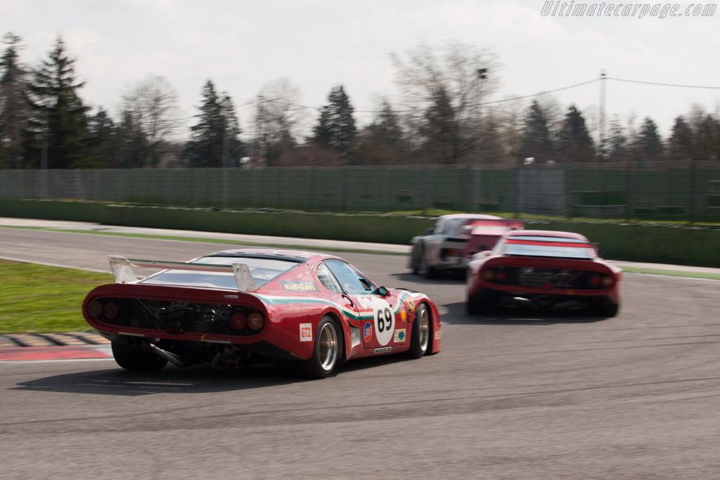Ferrari 512 BB LM - Chassis: 28601 - Driver: Mr John of B  - 2013 Imola Classic