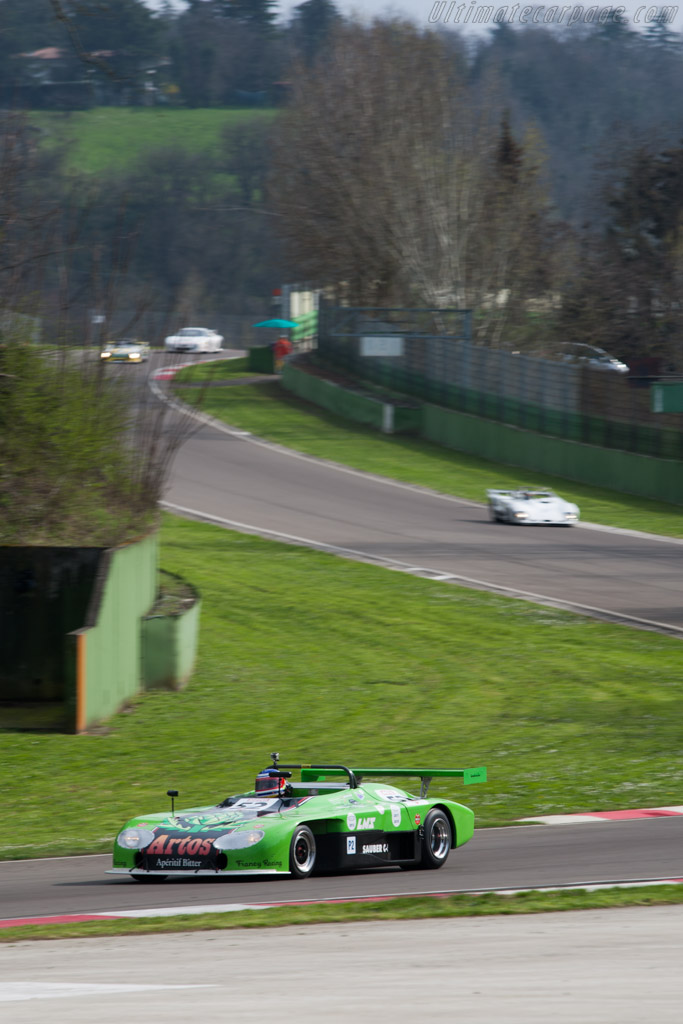 Fight for second - Chassis: C05.004   - 2013 Imola Classic