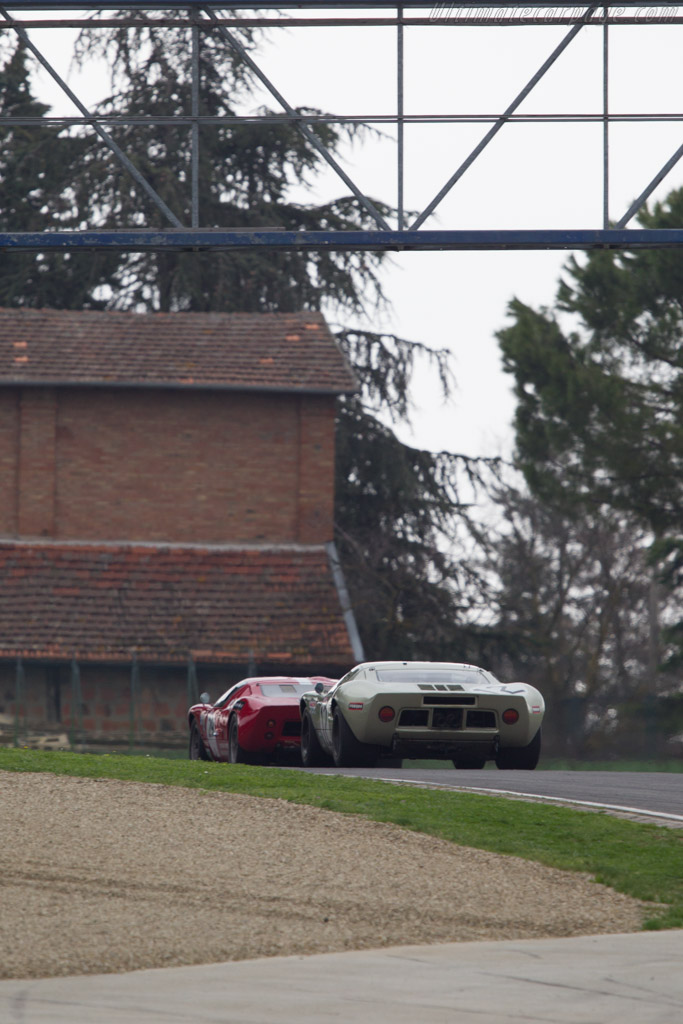 Ford GT40 - Chassis: GT40P/1078   - 2013 Imola Classic