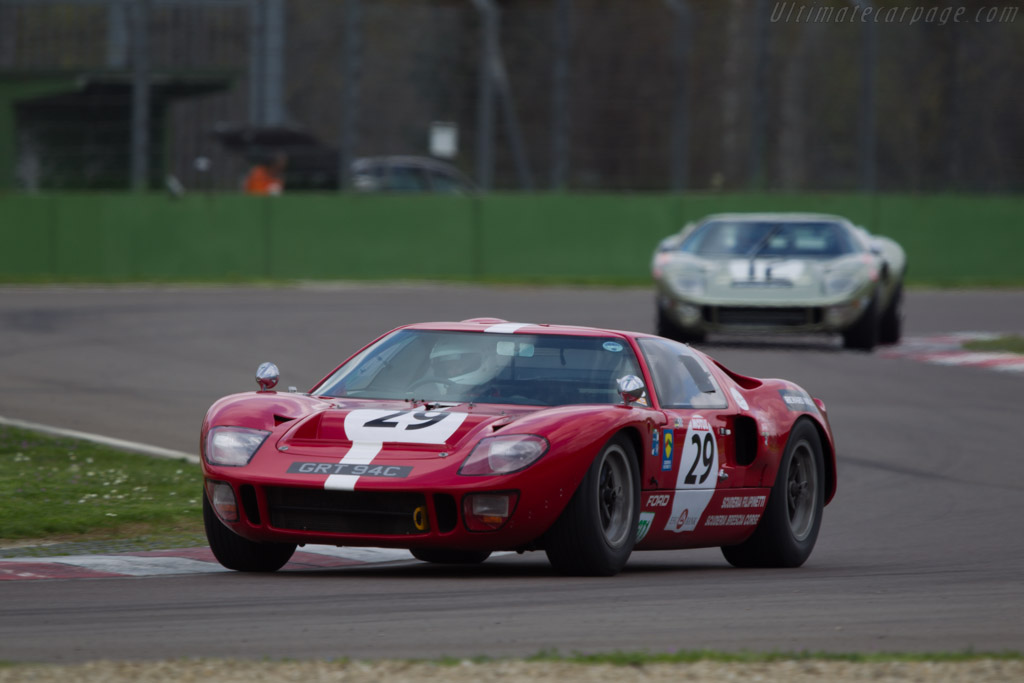 Ford GT40 - Chassis: GT40P/1042   - 2013 Imola Classic