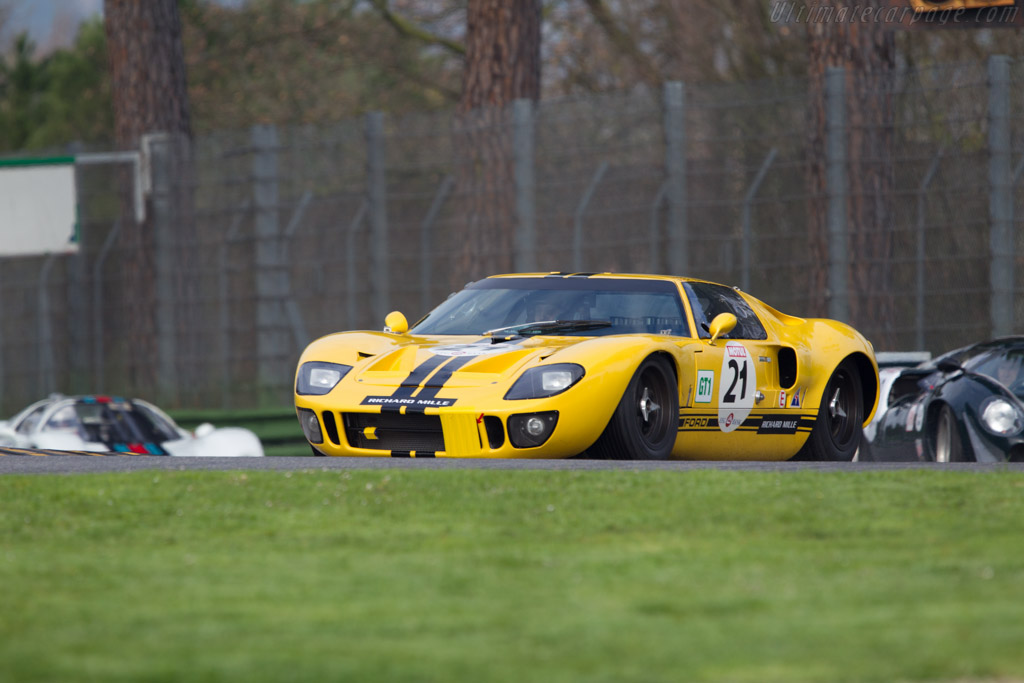 Ford GT40 - Chassis: GT40P/1027   - 2013 Imola Classic