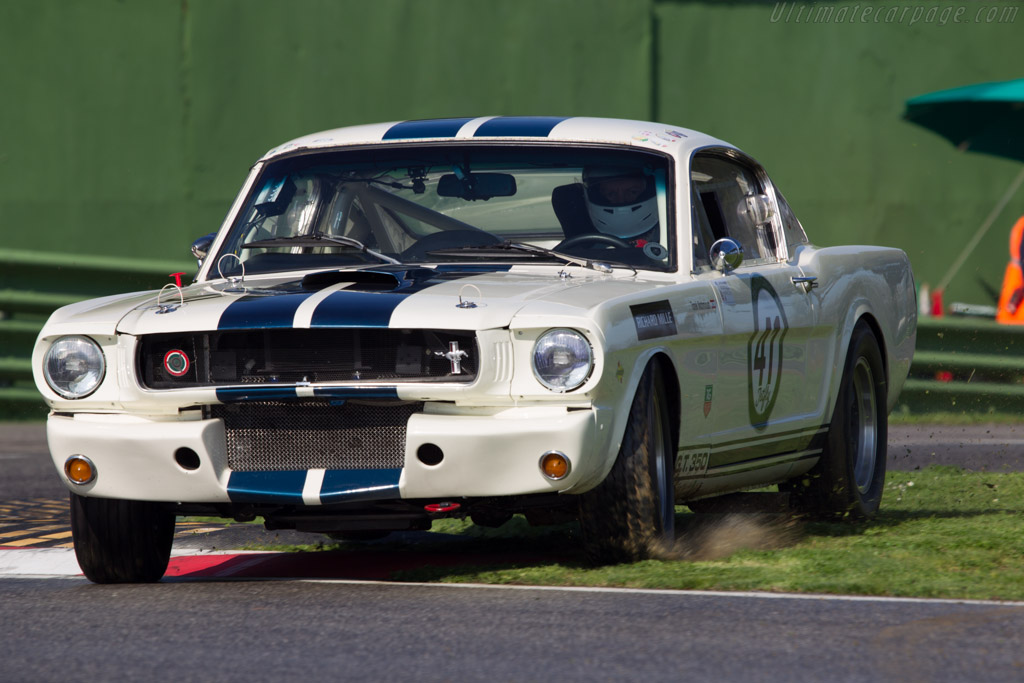 Ford Shelby Mustang GT350    - 2013 Imola Classic