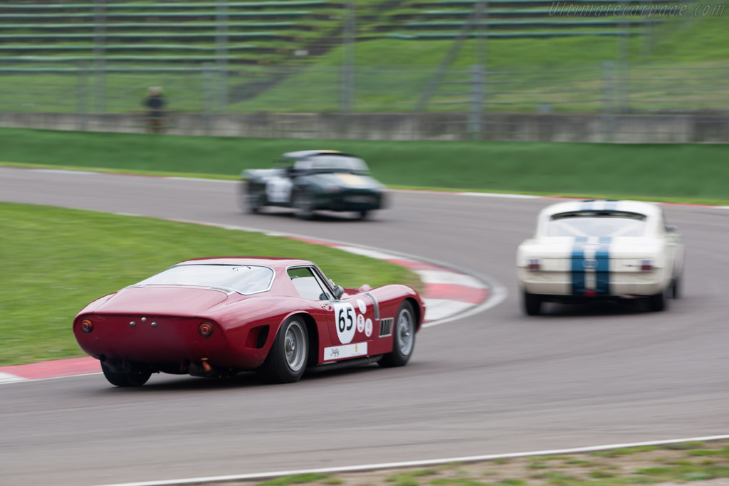 Iso Grifo A3/C    - 2013 Imola Classic