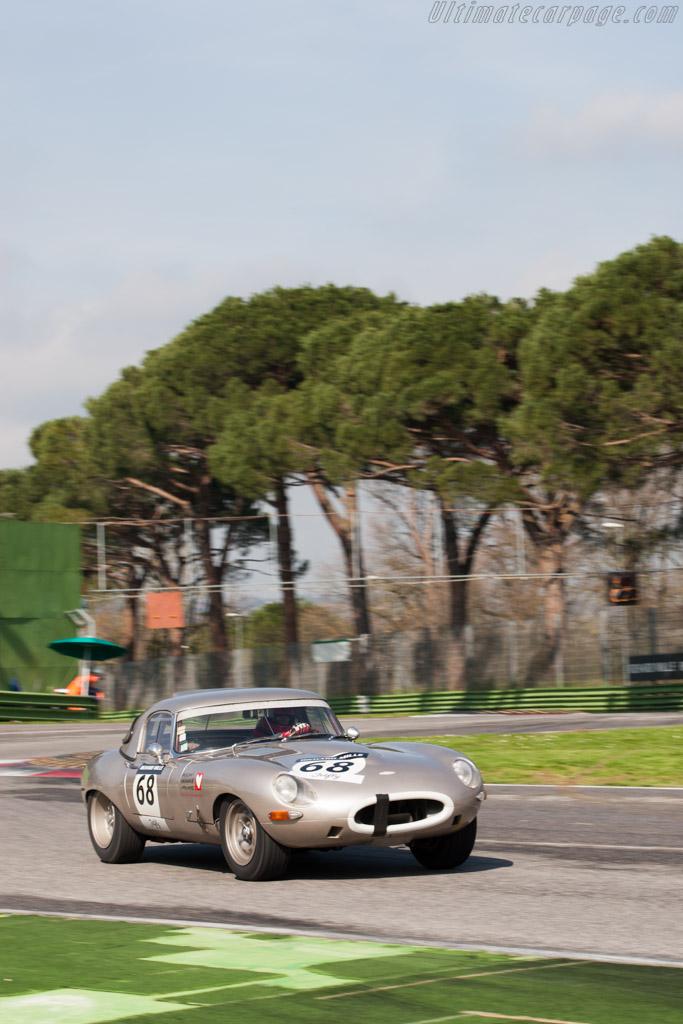 Jaguar E-Type    - 2013 Imola Classic