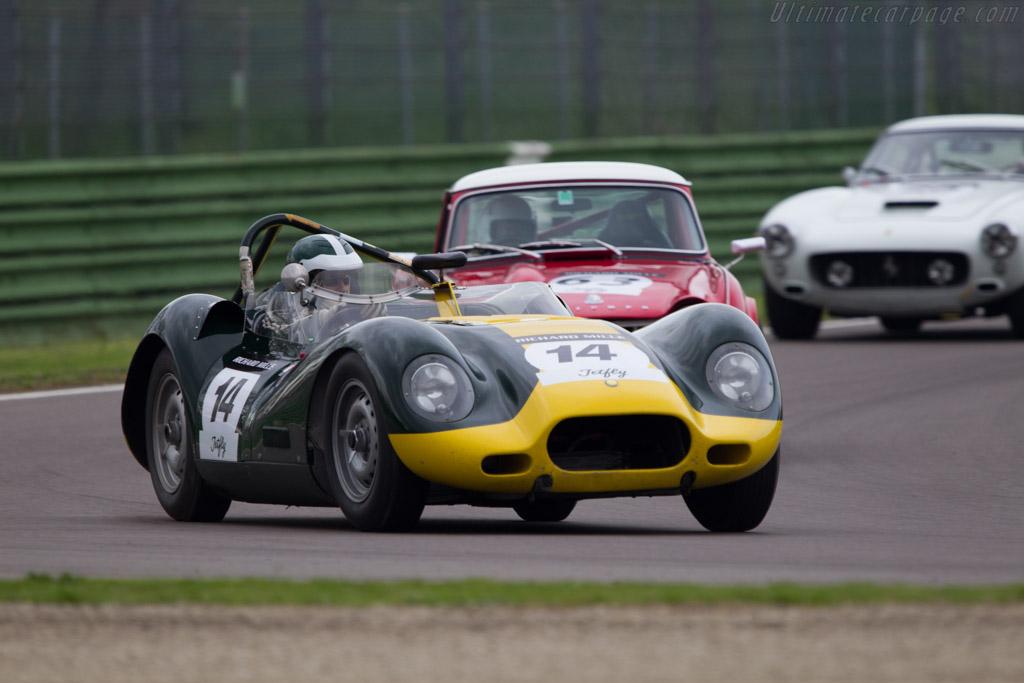Lister Knobbly Jaguar    - 2013 Imola Classic