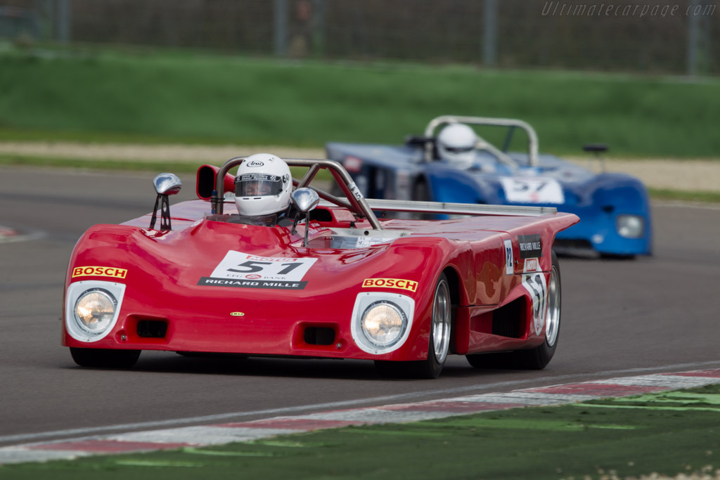 Lola T290 - Chassis: HU34   - 2013 Imola Classic