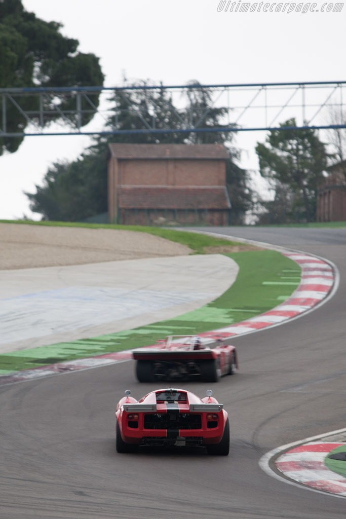 Lola T70 Mk3 - Chassis: SL71/41   - 2013 Imola Classic
