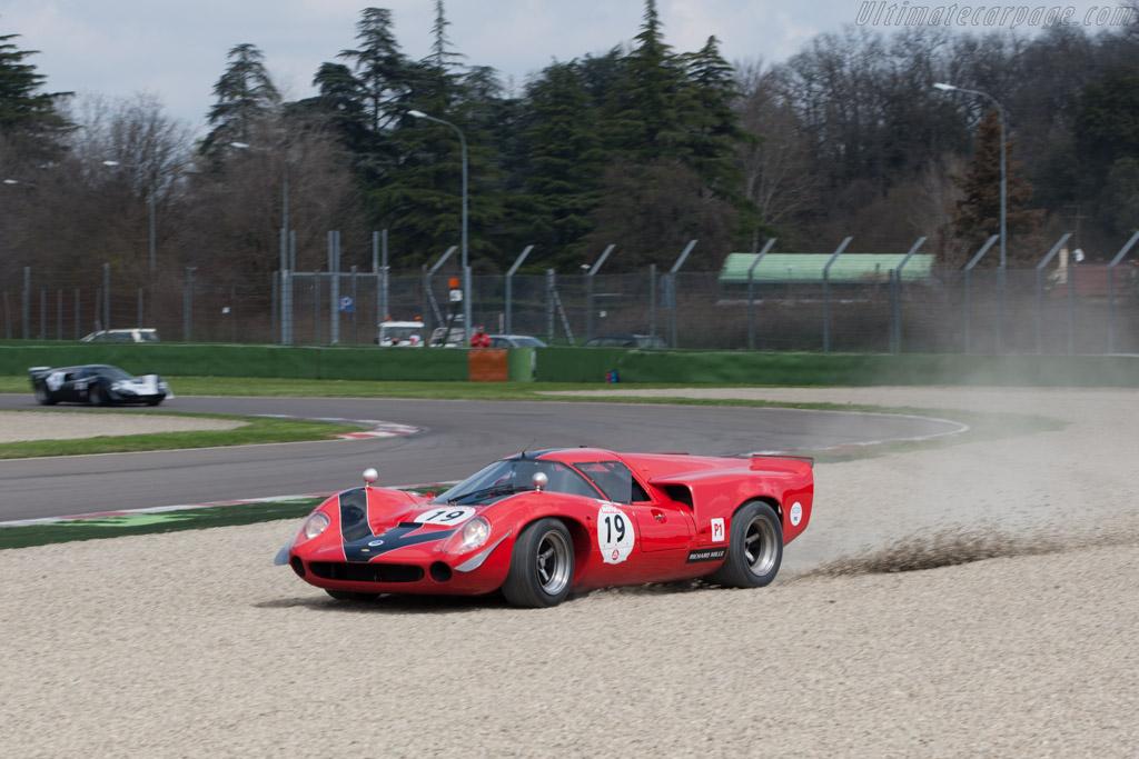 Lola T70 Mk3 - Chassis: SL73/110 - Driver: Bernard Thuner  - 2013 Imola Classic