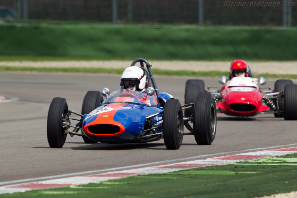 Lotus 22    - 2013 Imola Classic