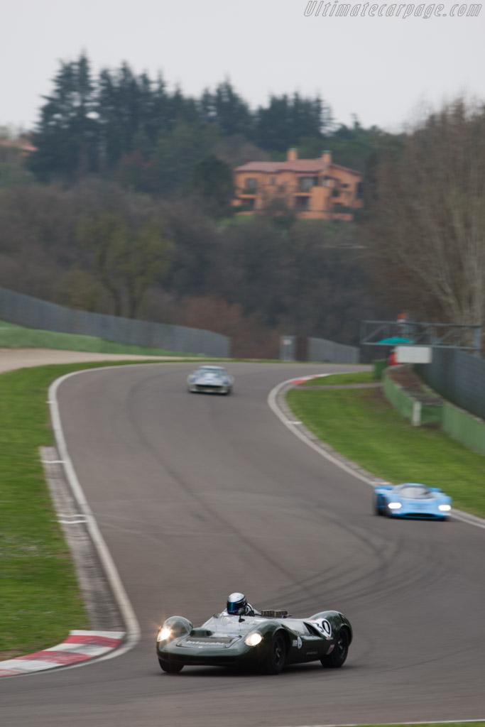 Lotus 30 - Chassis: 30/L/7   - 2013 Imola Classic