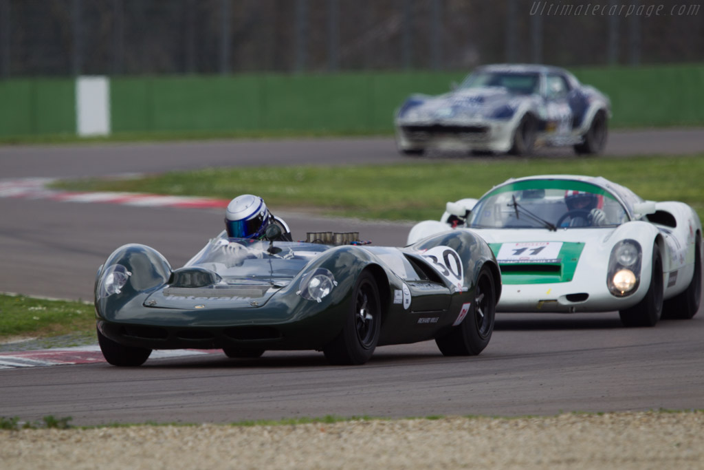 Lotus 30 - Chassis: 30/L/7   - 2013 Imola Classic