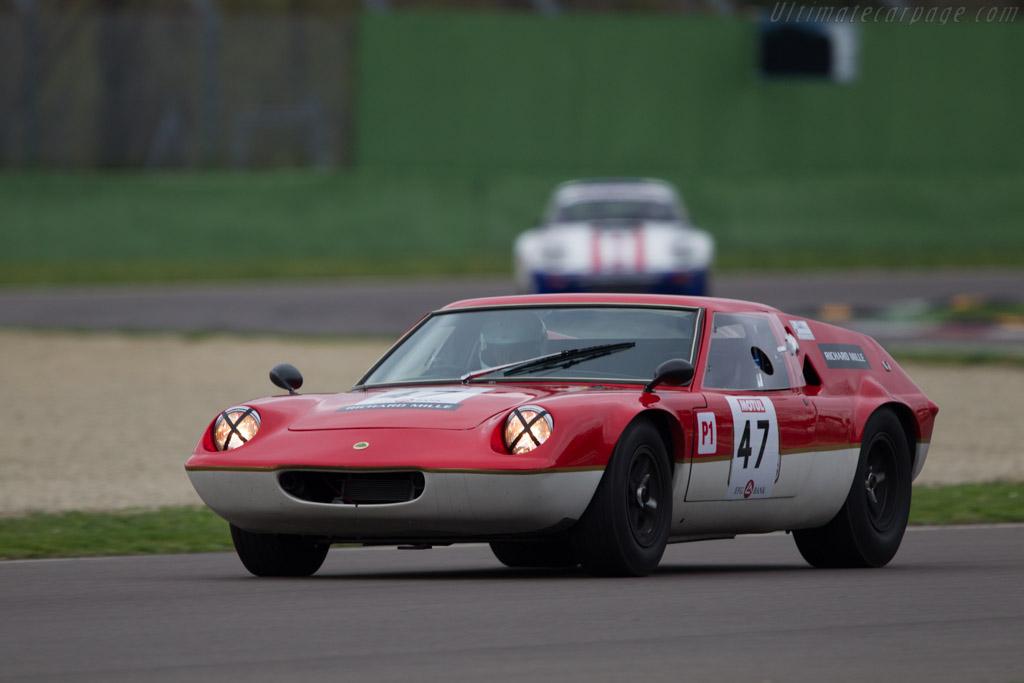 Lotus 47 - Chassis: 47/GT/10   - 2013 Imola Classic