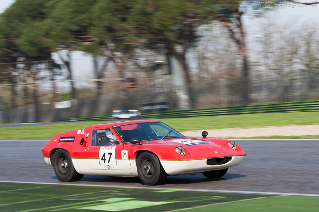 Lotus 47 - Chassis: 47/GT/10   - 2013 Imola Classic
