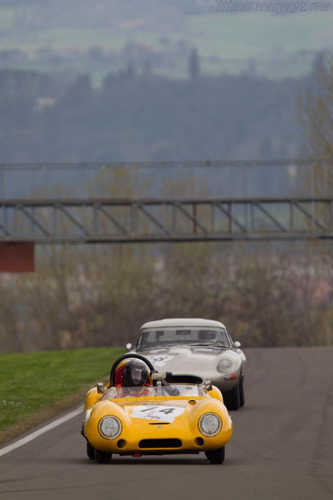 Lotus Eleven    - 2013 Imola Classic