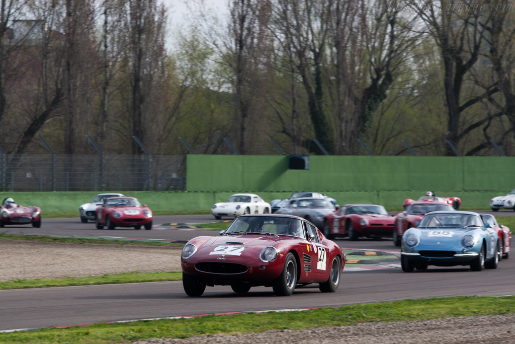 Off they go - Chassis: 2445GT   - 2013 Imola Classic