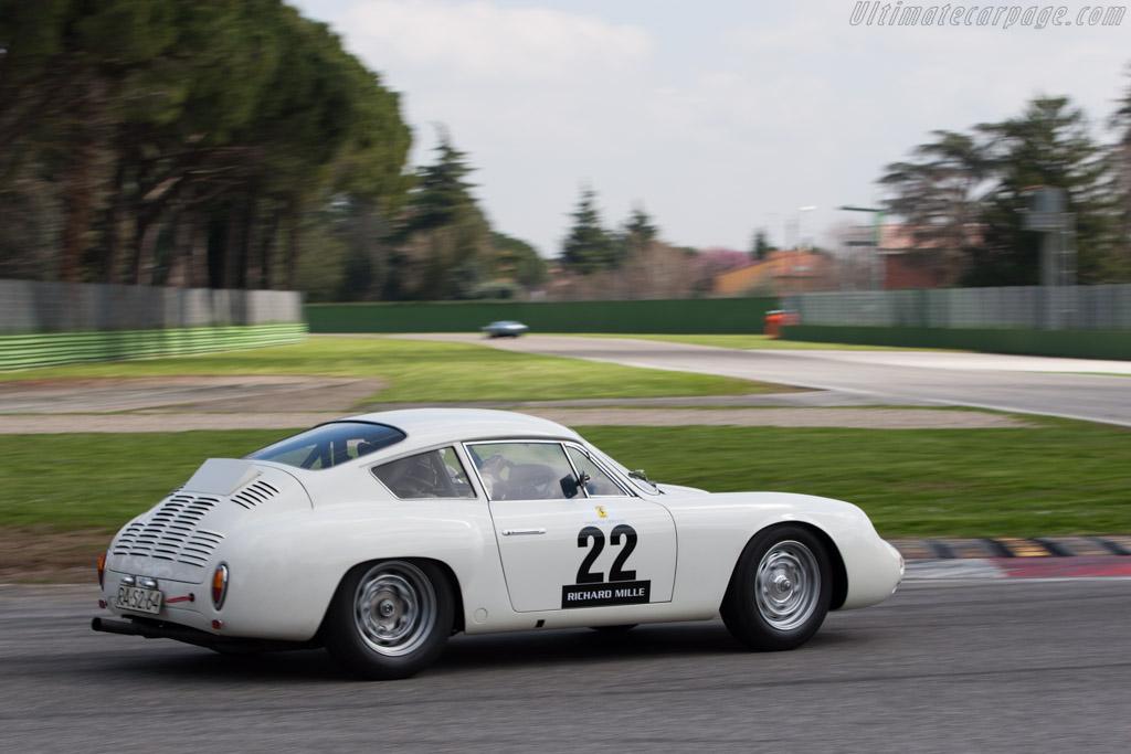 Porsche 356 GTL Abarth - Chassis: 1007   - 2013 Imola Classic