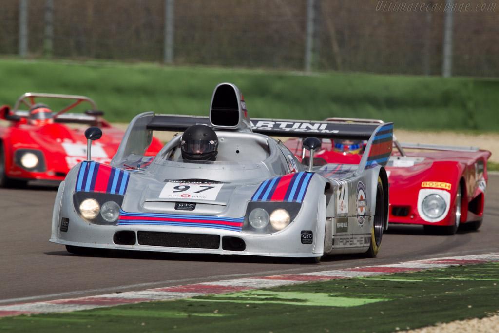 Porsche 908/4 - Chassis: 908/03-011   - 2013 Imola Classic