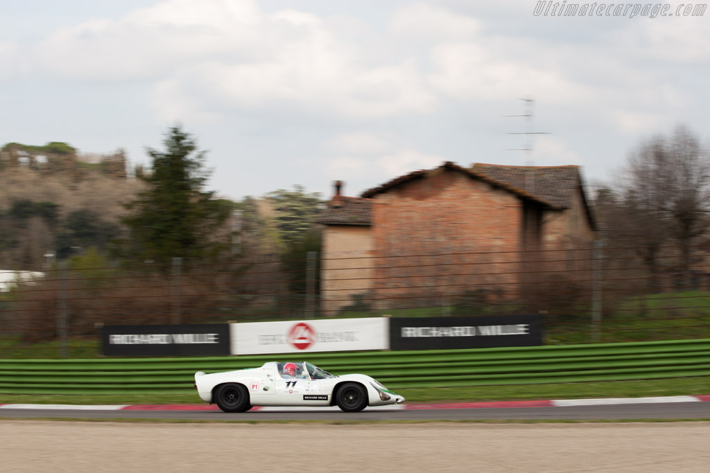 Porsche 910    - 2013 Imola Classic