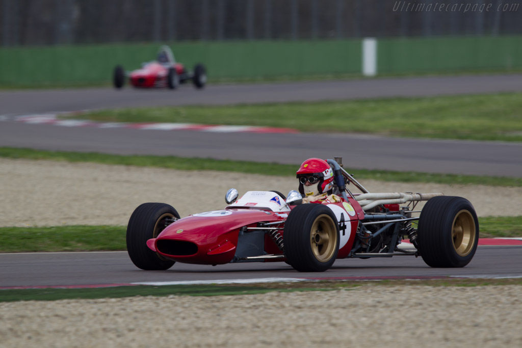 Tecno F3  - Driver: Mr John of B  - 2013 Imola Classic