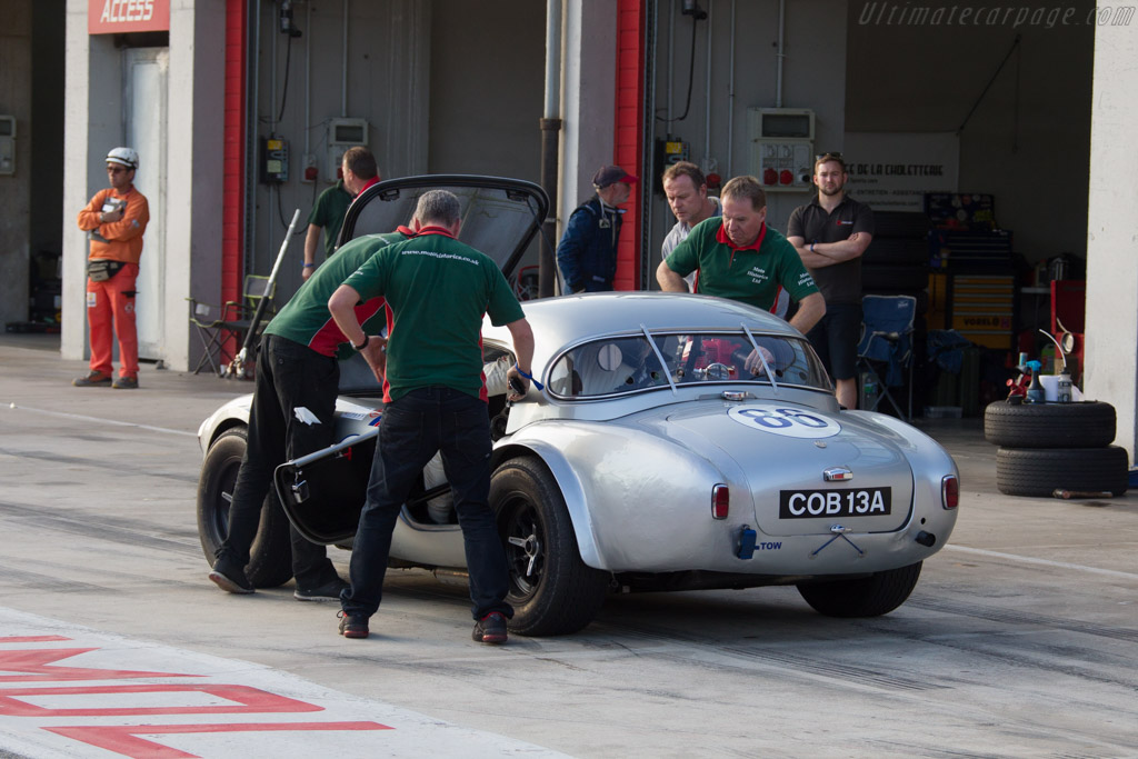 AC Shelby Cobra - Chassis: CSX2157 - Driver: Andrew Beverley  - 2016 Imola Classic