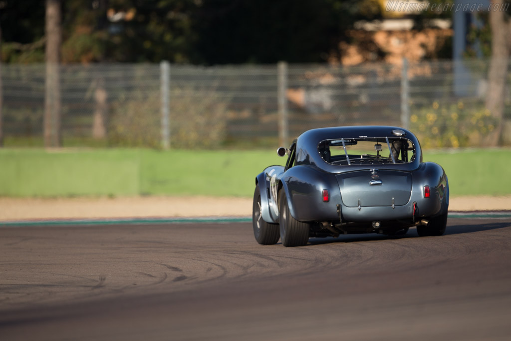 AC Shelby Cobra - Chassis: CSX2049 - Driver: David Hart / Olivier Hart - 2016 Imola Classic