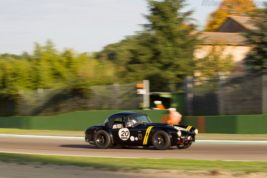 AC Shelby Cobra - Chassis: CSX2506 - Driver: Christian Dumolin / Christophe van Riet  - 2016 Imola Classic