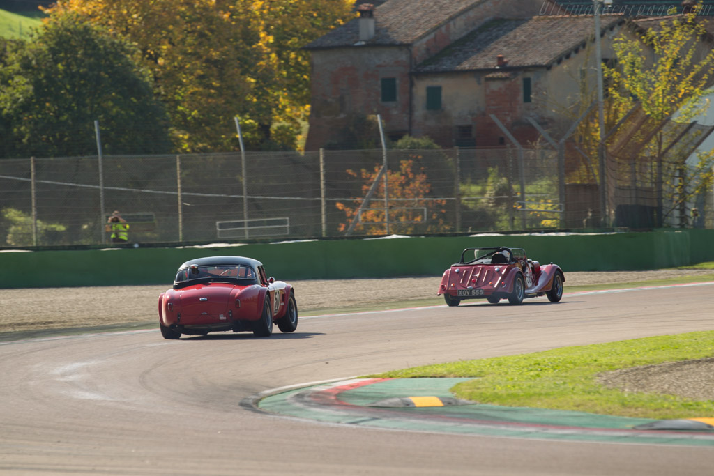 AC Shelby Cobra - Chassis: CSX2349 - Driver: Ben Gill  - 2016 Imola Classic