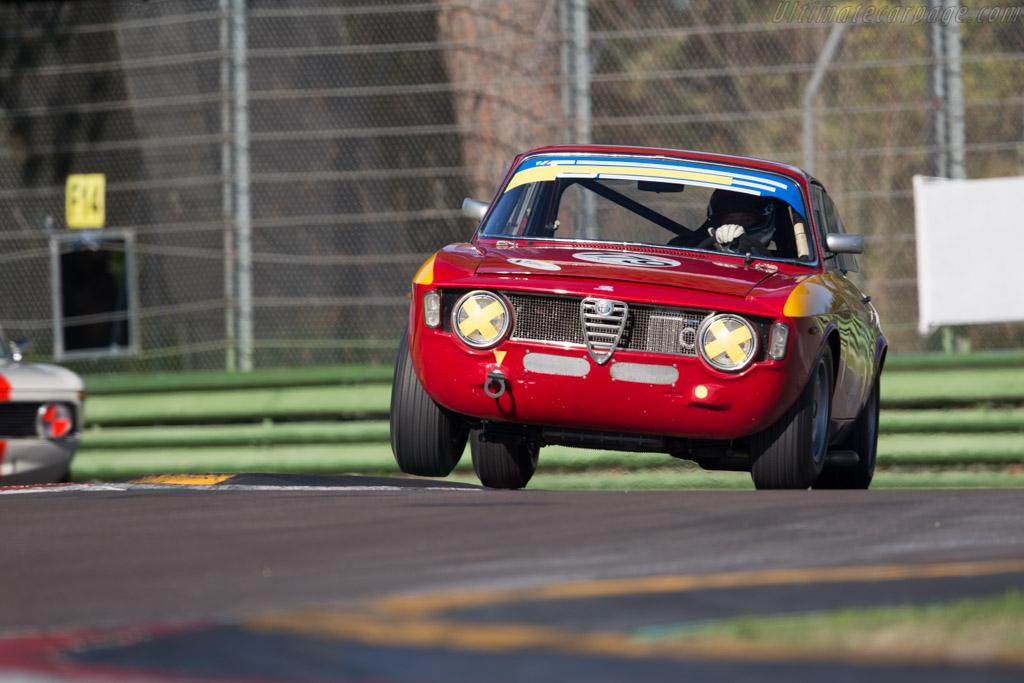 Alfa Romeo Giulia GTA - Chassis: AR613240 - Driver: Dominik Roschmann  - 2016 Imola Classic