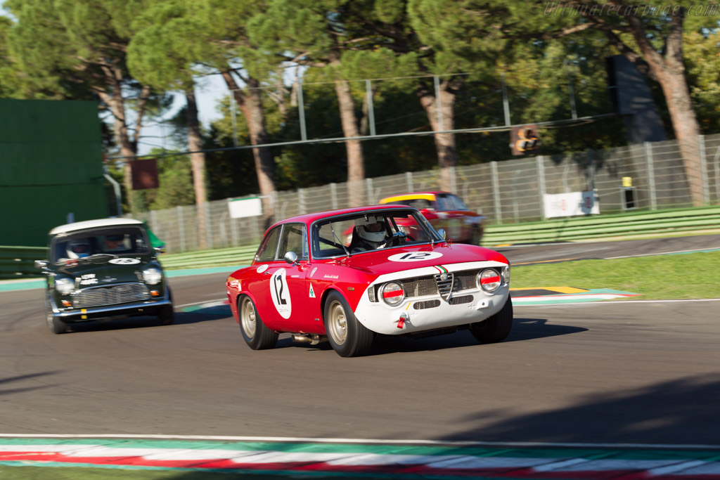 Alfa Romeo Giulia GTA - Chassis: AR613018 - Driver: Daniel Reinhardt / Dominique Reinhardt  - 2016 Imola Classic