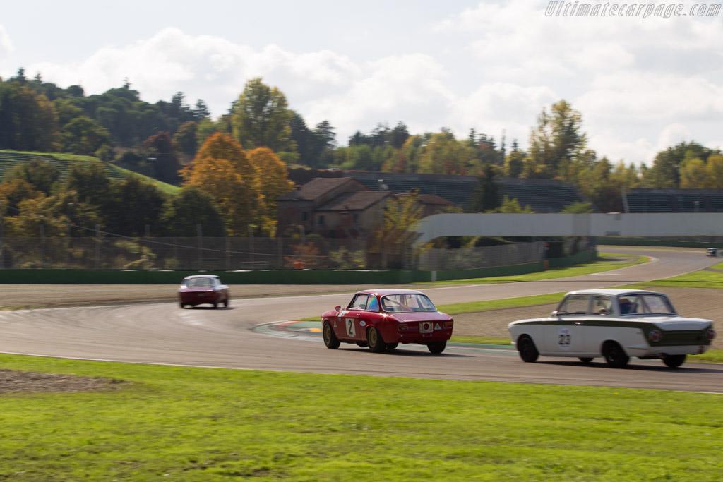 Alfa Romeo Giulia GTA - Chassis: AR613701 - Driver: Yves Vogele / Alain Vogele  - 2016 Imola Classic