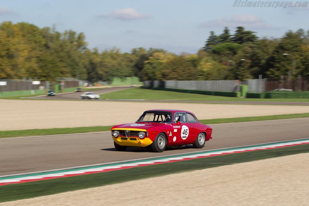 Alfa Romeo Giulia GTA - Chassis: AR613625 - Driver: Christian Bouriez / Marc-Antoine Bialby  - 2016 Imola Classic