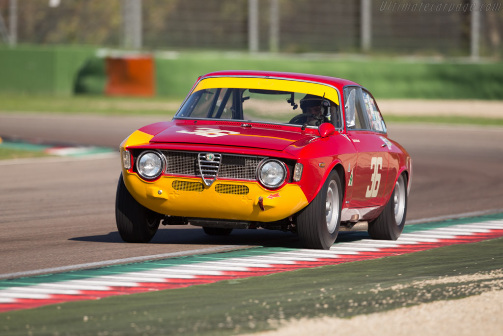 Alfa Romeo Giulia GTA Corsa - Chassis: AR613056 - Driver: Alexander Furiani  - 2016 Imola Classic