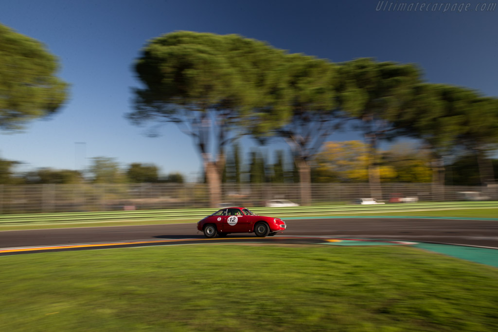 Alfa Romeo Giulietta SZ - Chassis: AR10126 00086 - Driver: Jean-Francois Piquet  - 2016 Imola Classic
