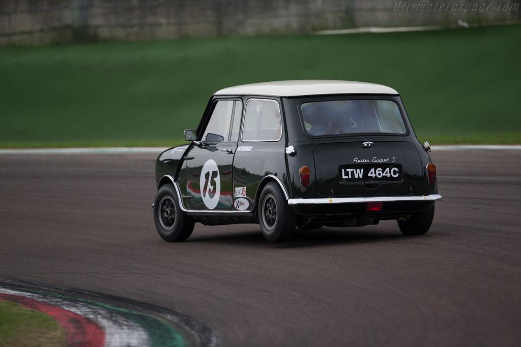Austin Mini Cooper S  - Driver: Graham Churchill / Peter Baldwin  - 2016 Imola Classic