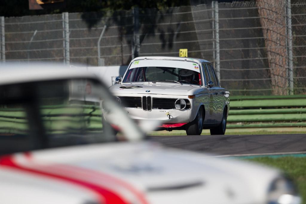 BMW 1800 TiSA - Chassis: 995193 - Driver: Richard Shaw  - 2016 Imola Classic