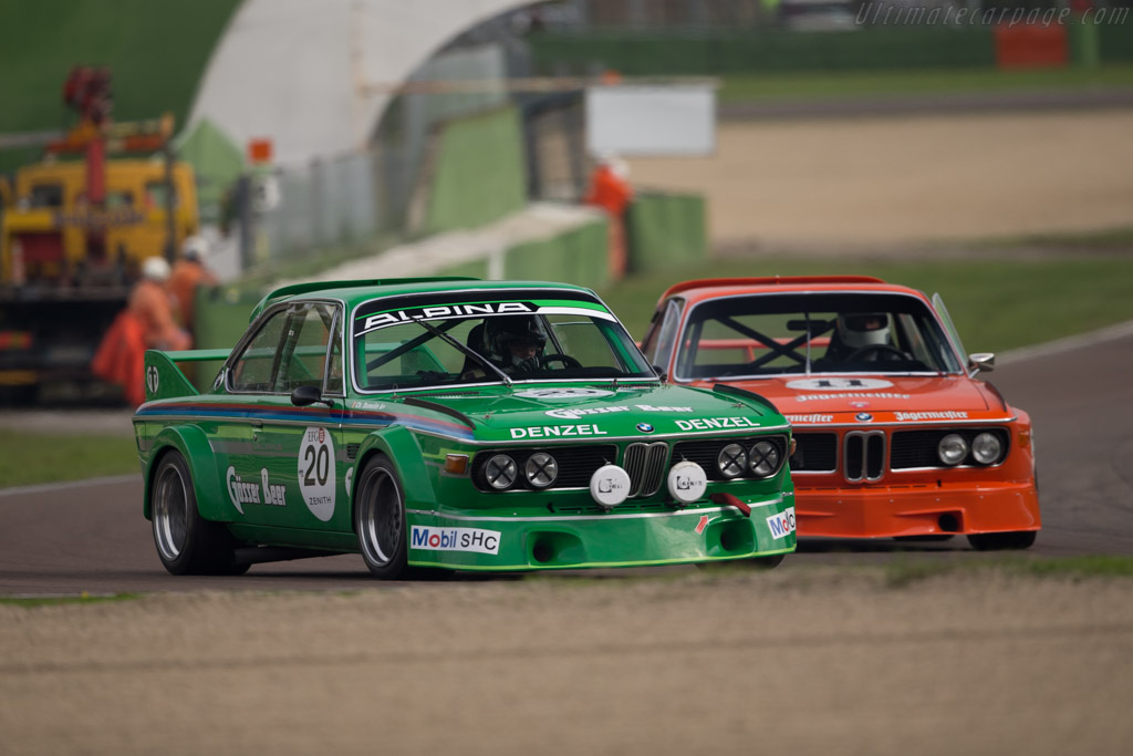 BMW 3.0 CSL - Chassis: 2240112 - Driver: Christian Dumolin  - 2016 Imola Classic