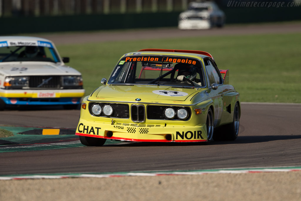 BMW 3.0 CSL - Chassis: 2211373 - Driver: Dominik Roschmann  - 2016 Imola Classic