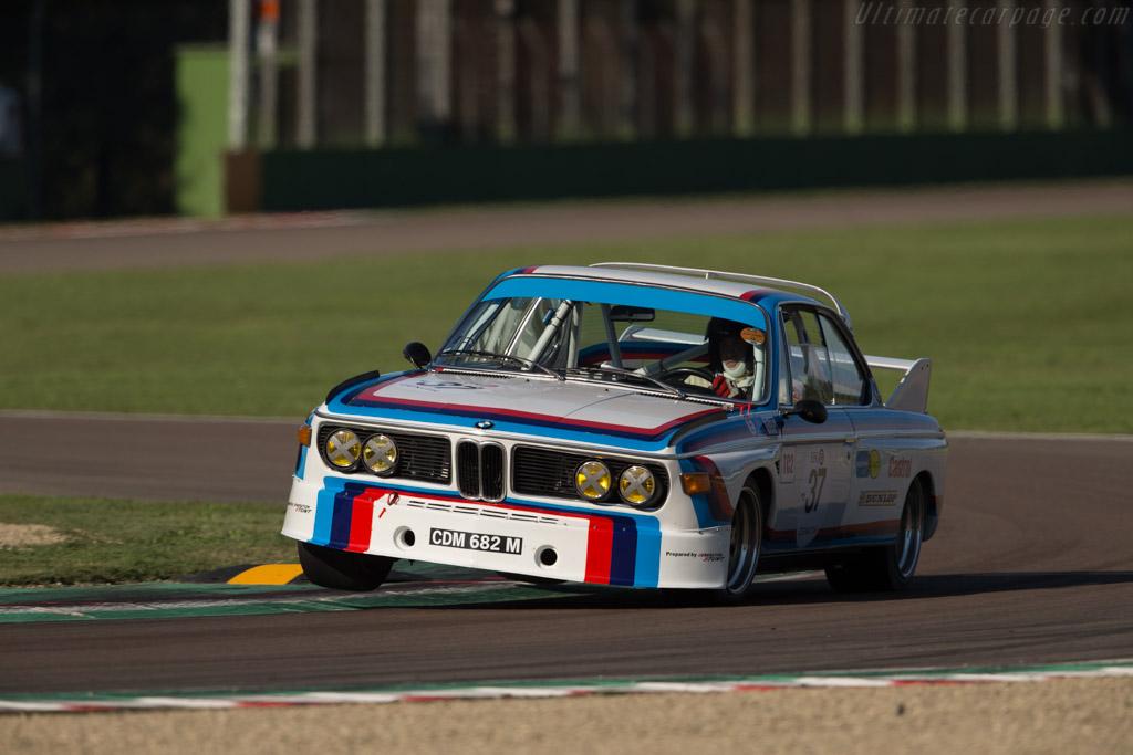 BMW 3.0 CSL - Chassis: 2265504 - Driver: Alexandre Guesdon / Patrick Hautot  - 2016 Imola Classic