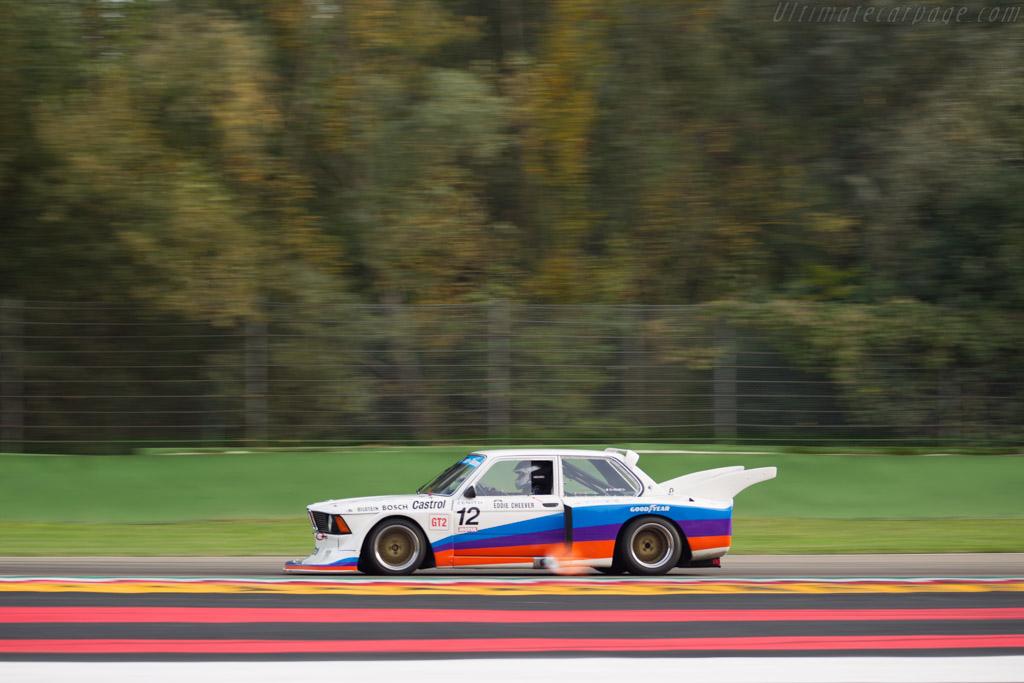 BMW 320 Group 5  - Driver: Charles Veillard - 2016 Imola Classic