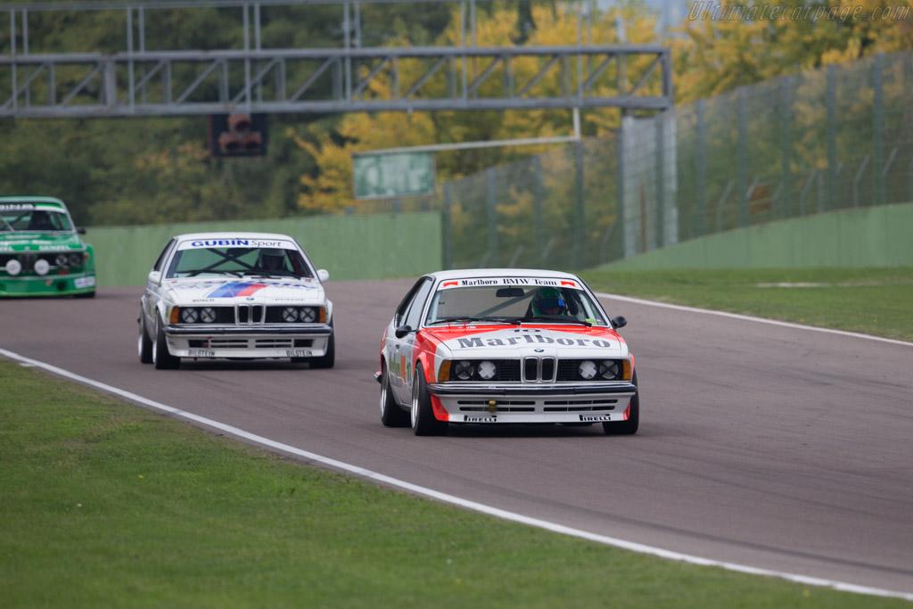 BMW 635 CSi  - Driver: Richard Hope / Geoff Steel  - 2016 Imola Classic