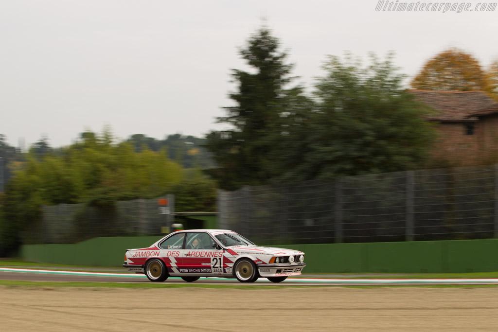 BMW 635 CSi - Chassis: E24 RA1-12 - Driver: Christian Bouriez / Christophe van Riet  - 2016 Imola Classic