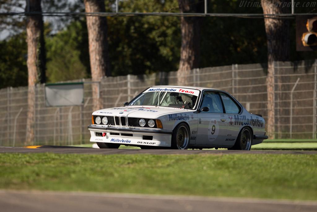 BMW 635 CSi - Chassis: E24 RA2-49 - Driver: Maxime Guenat  - 2016 Imola Classic