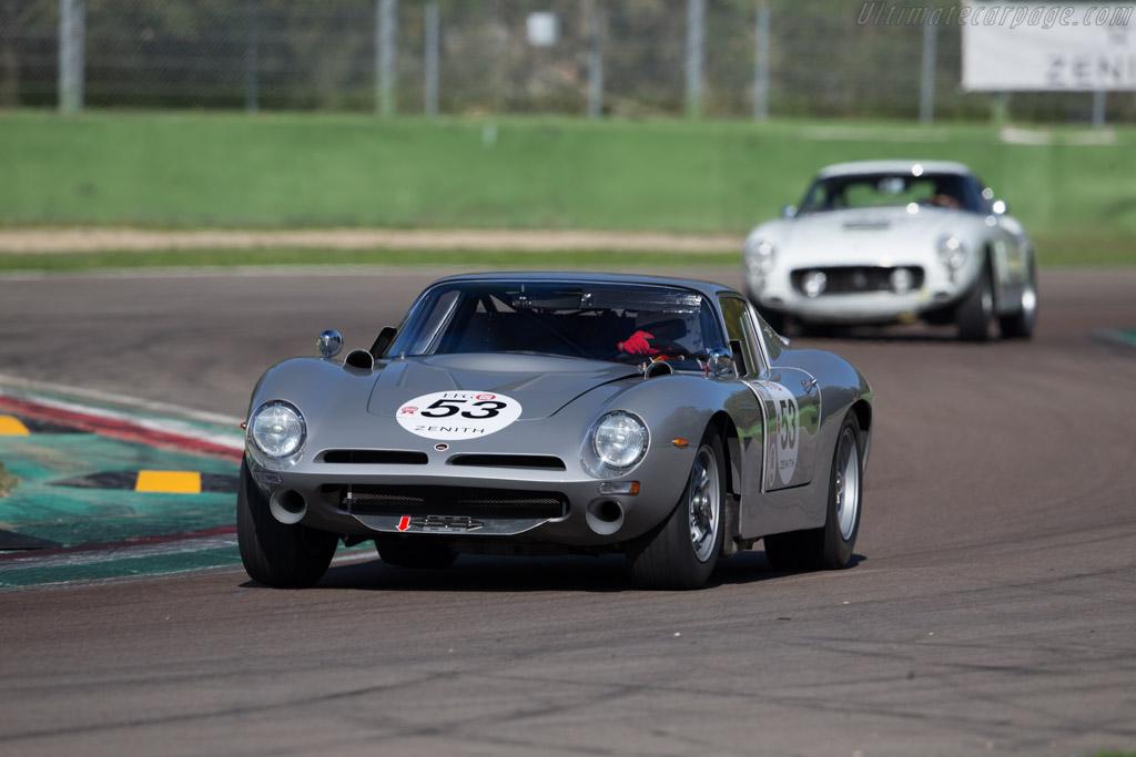 Bizzarrini 5300 GT - Chassis: B 0227 - Driver: Heiner Oettli  - 2016 Imola Classic