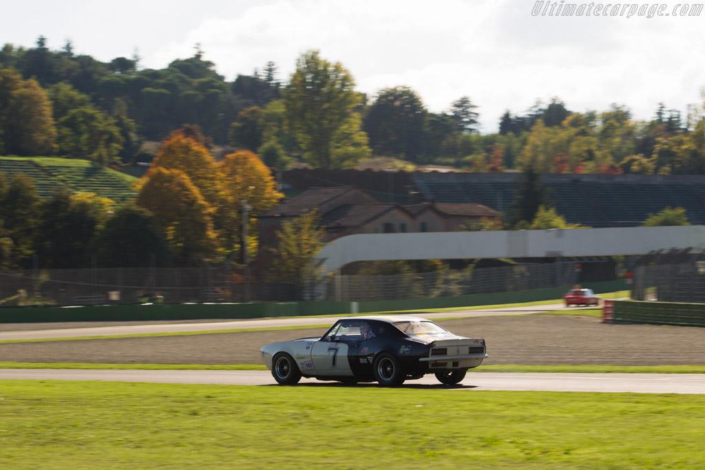 Chevrolet Camaro Z28  - Driver: Eric Broutin / Benjamin de Fortes  - 2016 Imola Classic