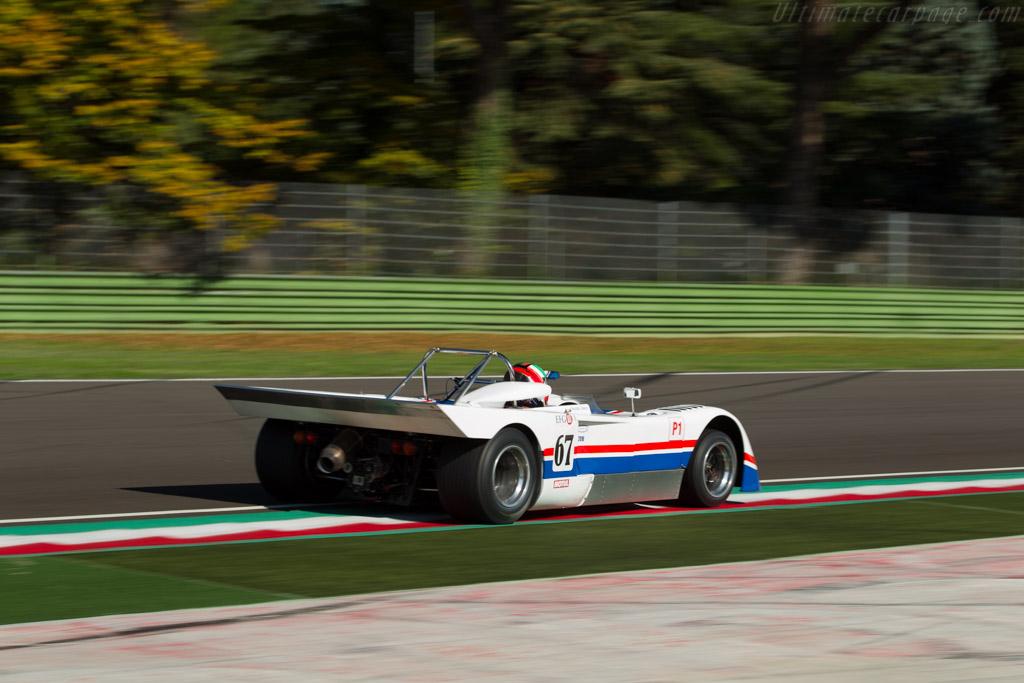 Chevron B19 - Chassis: B19-71-14 - Driver: Maurizio Bianco  - 2016 Imola Classic