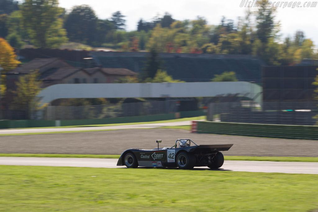 Chevron B19 - Chassis: B19-71-25 - Driver: Philipp Bruehwiler  - 2016 Imola Classic