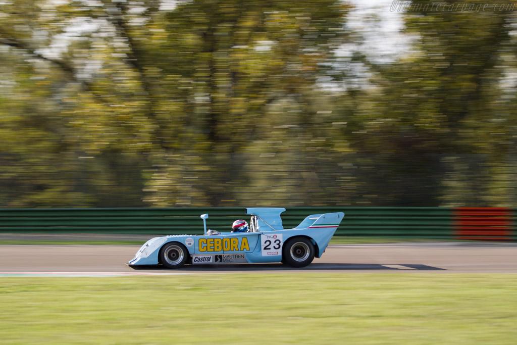 Chevron B23 - Chassis: B23-73-21 - Driver: Martin O'Connell  - 2016 Imola Classic